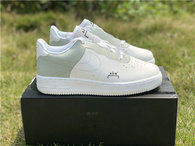 Authentic A-Cold-Wall* x Nike Air Force 1 Low White/Light Grey