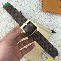 LV Women Belt 1:1 Quality (50)