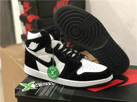 "Authentic Air Jordan 1 Retro High OG ""Panda"""
