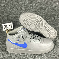 Nike Air Force 1 Mid Women Shoes (2)