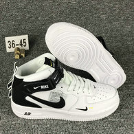 Nike Air Force 1 Mid Women Shoes (7)