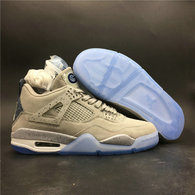 Authentic Air Jordan 4 Georgetown PE