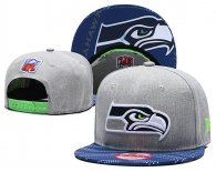 NFL Seattle Seahawks Snapback Hat (274)