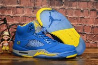 Air Jordan 5 Women Shoes AAA (7)