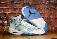 Air Jordan 5 Women Shoes AAA (3)