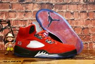 Air Jordan 5 Women Shoes AAA (2)