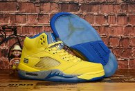 Air Jordan 5 Women Shoes AAA (5)