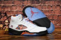 Air Jordan 5 Women Shoes AAA (4)