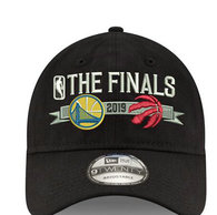 Golden State Warriors & Raptors New Era Snapback Hat (2)