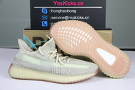 "Authentic Yeezy Boost 350 V2 ""Citrin"""