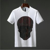 PP short round collar T-shirt M-XXXL (244)