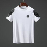 PP short round collar T-shirt M-XXXL (259)