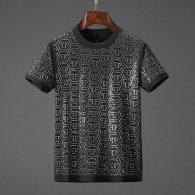 PP short round collar T-shirt M-XXXL (261)