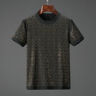PP short round collar T-shirt M-XXXL (260)