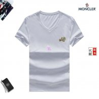 Moncler short V neck T-shirt M-XXXL (4)