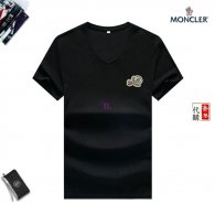Moncler short V neck T-shirt M-XXXL (3)