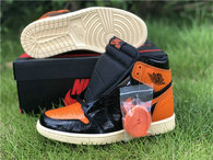 "Authentic Air Jordan 1 GS ""Shattered Backboard 3.0"""