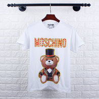 Moschino short round collar T-shirt M-XXL (1)