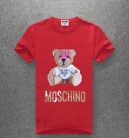 Moschino short round collar T-shirt M-XXXXXL (43)