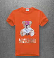 Moschino short round collar T-shirt M-XXXXXL (44)