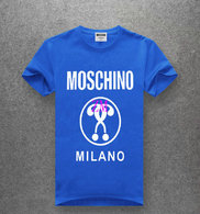 Moschino short round collar T-shirt M-XXXXXL (51)