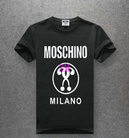 Moschino short round collar T-shirt M-XXXXXL (59)