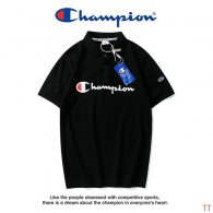 Champion short lapel T-shirt M-XXXL (33)