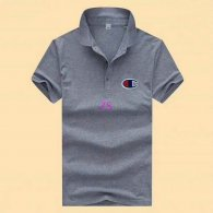 Champion short lapel T-shirt M-XXXL (8)