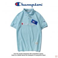 Champion short lapel T-shirt M-XXXL (27)