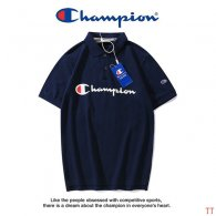 Champion short lapel T-shirt M-XXXL (31)