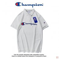 Champion short lapel T-shirt M-XXXL (30)