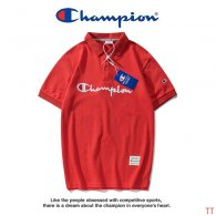 Champion short lapel T-shirt M-XXXL (26)