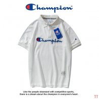 Champion short lapel T-shirt M-XXXL (24)