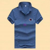 Champion short lapel T-shirt M-XXXL (9)