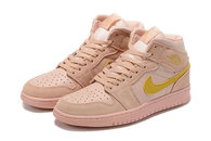 Air Jordan 1 Women Shoes AAA (26)