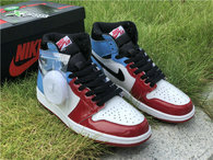 "Authentic Air Jordan 1 GS ""Fearless"""