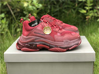 Balenciaga Triple-S Red
