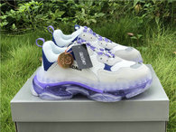Balenciaga Triple-S White Purple