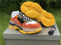 Balenciaga Triple-S Orange
