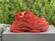 Balenciaga Triple-S All Red