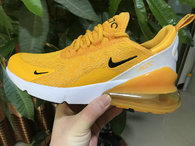Nike Air Max 270 Flyknit Shoes (40)