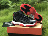 Authentic Air Jordan 11 GS Bred 2019