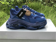 Balenciaga Triple-S Dark Blue