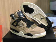 "Authentic Air Jordan 4""Mushroom"""