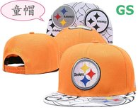 NFL Pittsburgh Steelers Kid Snapback Hat (2)
