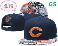 NFL Chicago Bears Kid Snapback Hat (1)