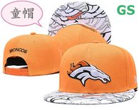 NFL Denver Broncos Kid Snapback Hat (1)