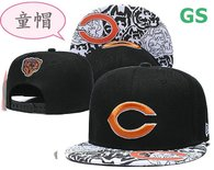 NFL Chicago Bears Kid Snapback Hat (2)