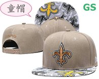NFL New Orleans Saints Kid Snapback Hat (1)
