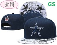 NFL Dallas Cowboys Kid Snapback Hat (1)